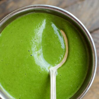 cilantro lime dressing - healthyish foods