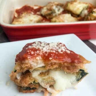 Zucchini Roll-Ups, the Perfect Appetizer for Game Day: A Healthyish Brand Recipe