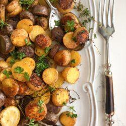 Melting Potatoes, A Healthyish Brand Recipe