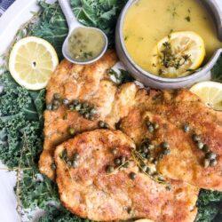 Chicken Piccata, A Healthyish Brand Recipe