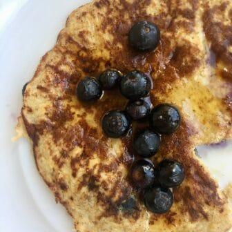 5 Ingredient Gluten Free Pancakes, A Healthyish Brand Recipe