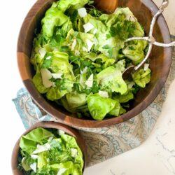 Healthyish Brand, Sarah's Simple Salad