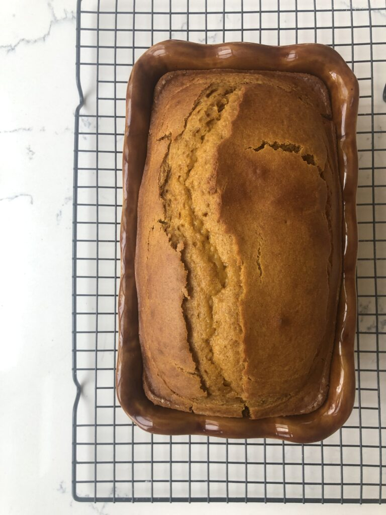 Healthyish Brand Pumpkin Bread