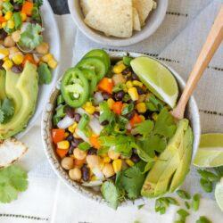 Healthyish Foods - Vegan Bean Dip