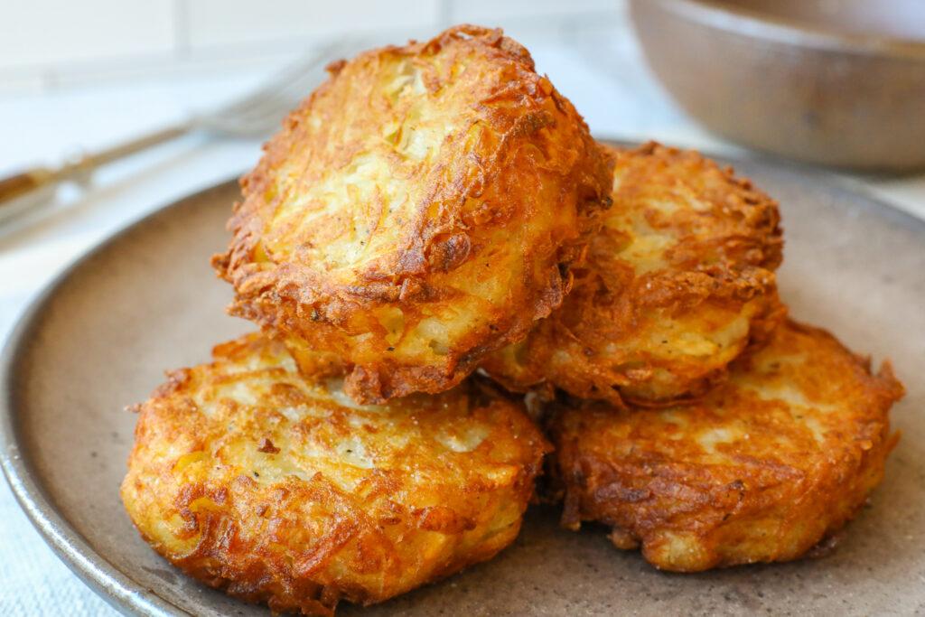 The BEST Hash Browns - Healthyish Foods