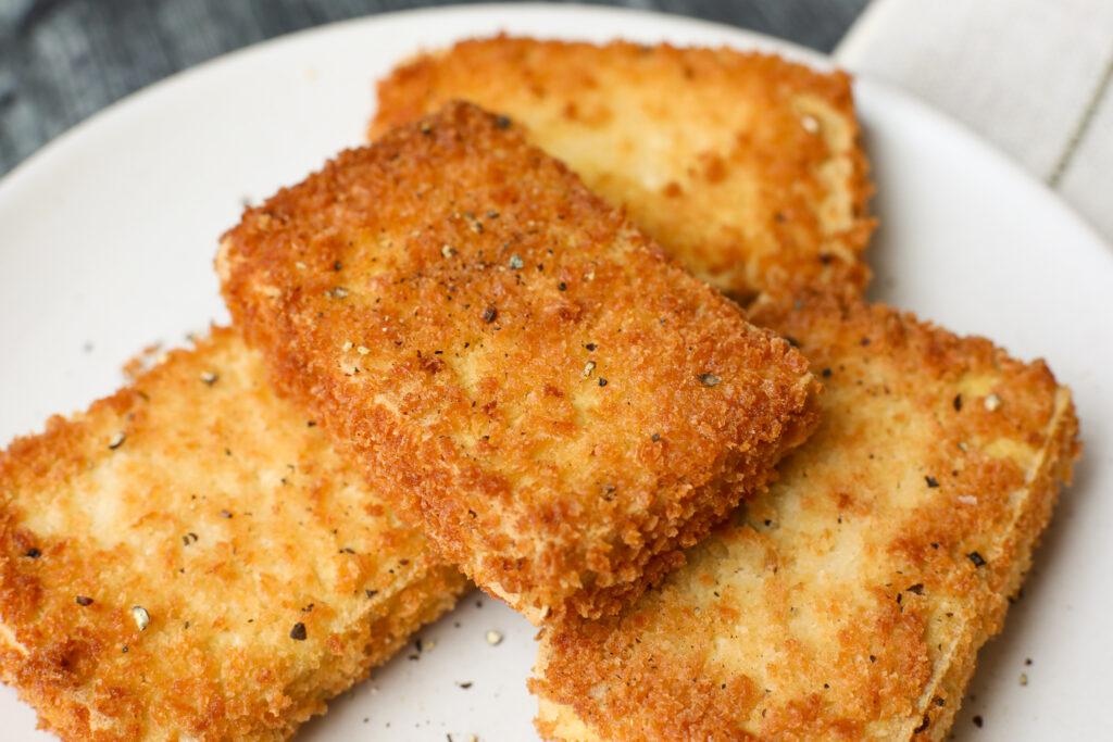 Crispy Tofu Cutlets - Healthyish Foods