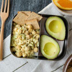 Curry Chickpea Salad - Healthyish Foods