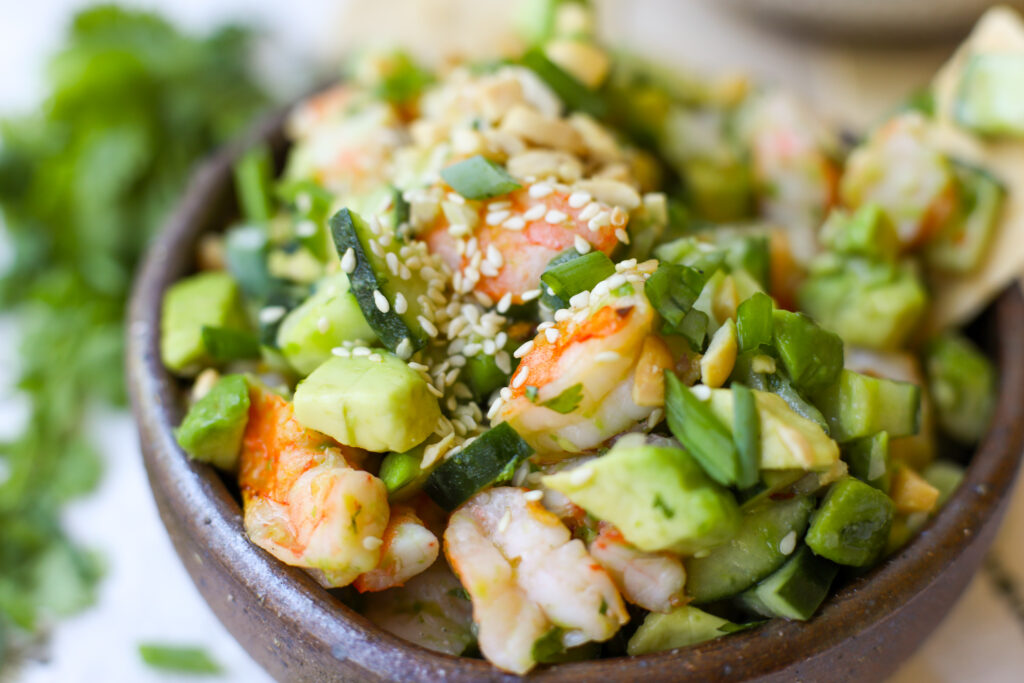 Sweet and Spicy Shrimp Dip - Healthyish Foods