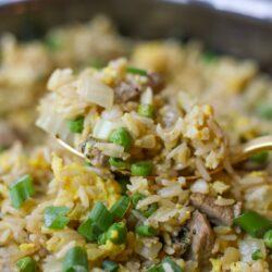 Healthyish Fried Rice - Healthyish Foods