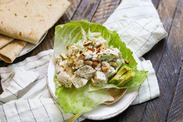Healthyish Chicken Salad - Healthyish Foods