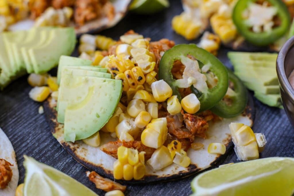Plant-Based Jackfruit Tacos – Healthyish Foods