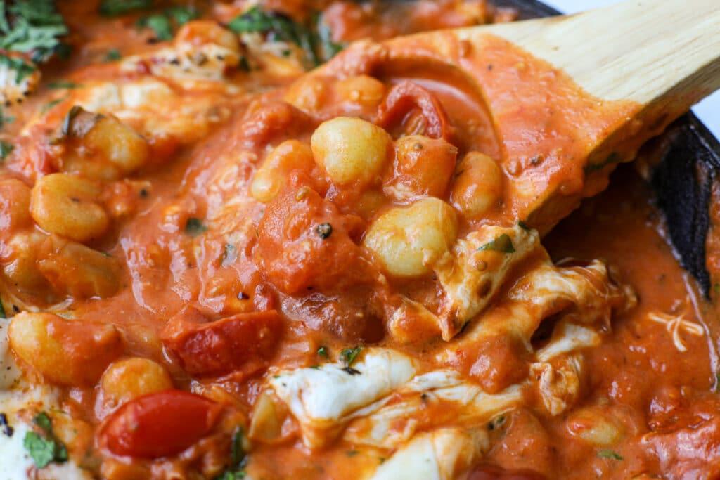 Mini Gnocchi with Pomodoro Sauce – Healthyish Foods