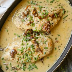 Creamy Dijon Chicken – Healthyish Foods
