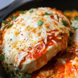 Creamy Buffalo Stuffed Chicken – Healthyish Foods