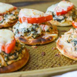 Creamy Spinach Tuna Melt – Healthyish Foods