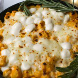 Pumpkin Mac n' Cheese – Healthyish Foods