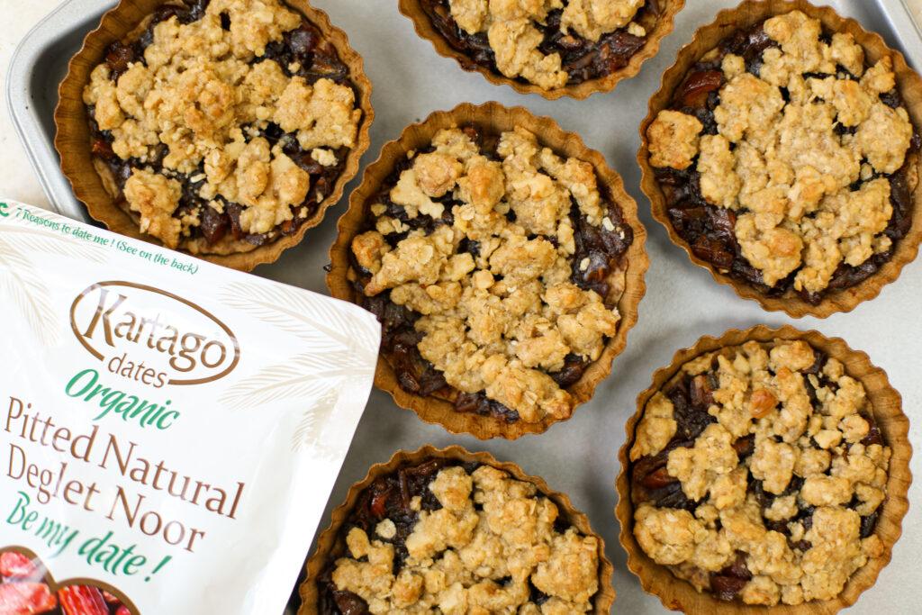 Date Crumble – Healthyish Foods