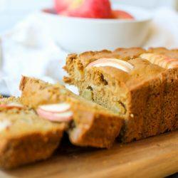 Cinnamon Apple Bread – Healthyish Foods