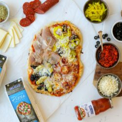 Homemade Pizza Night – Healthyish Foods