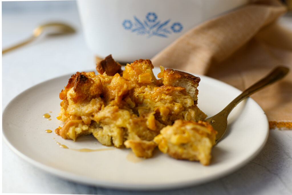 Corn Bread Pudding – Healthyish Foods