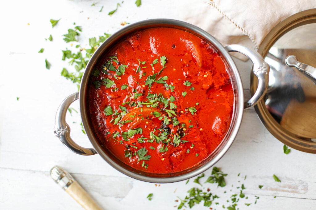 Quick Homemade Red Sauce – Healthyish Foods