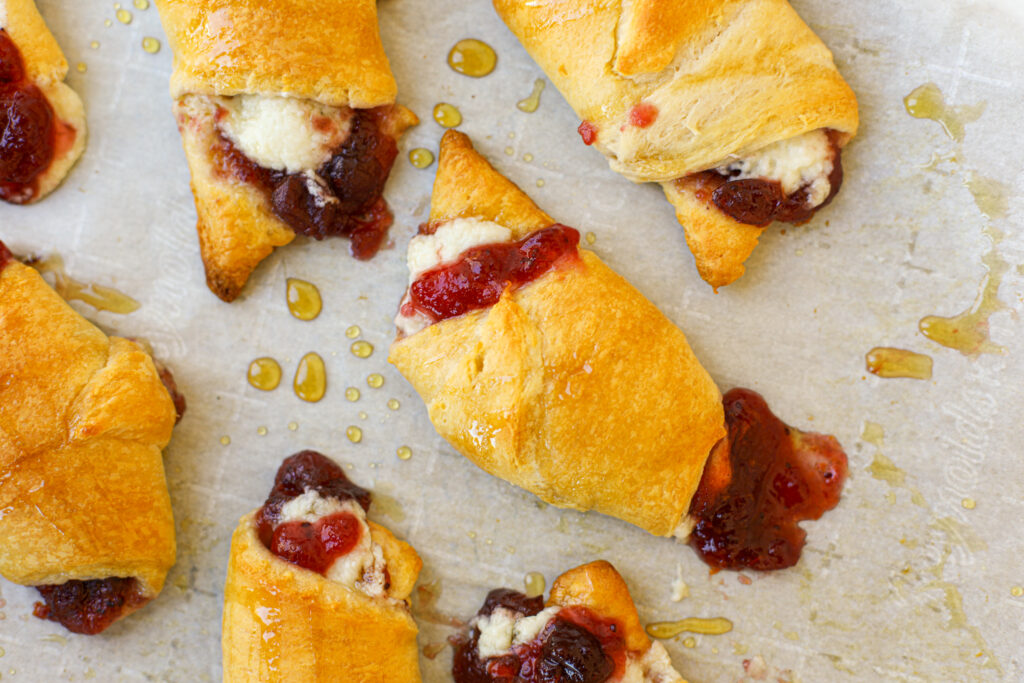 Cranberry Cheese Roll-Ups – Healthyish Foods