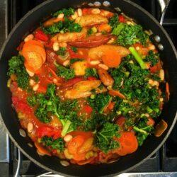 vegetarian stew - healthyish foods