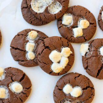 Hot Chocolate Cookies – Healthyish Foods