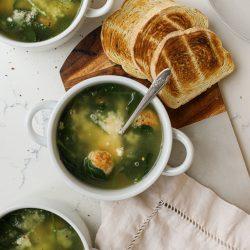 Homemade Wedding Soup