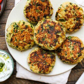 Spinach Artichoke Chicken Burgers- Healthyish Foods