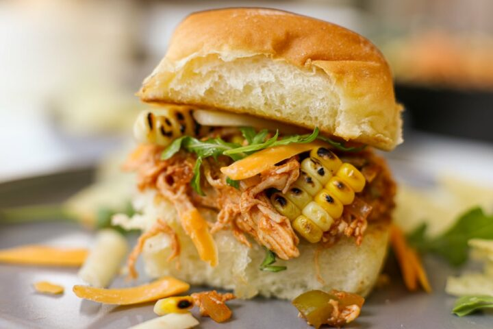Shredded BBQ Chicken – Healthyish Foods