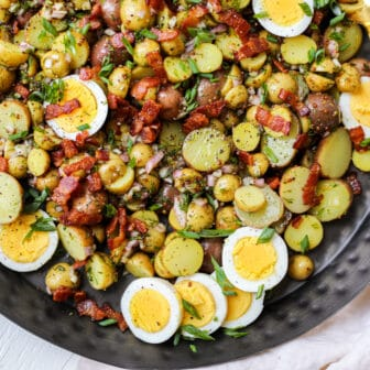 Honey Mustard Potato Salad – Healthyish Foods