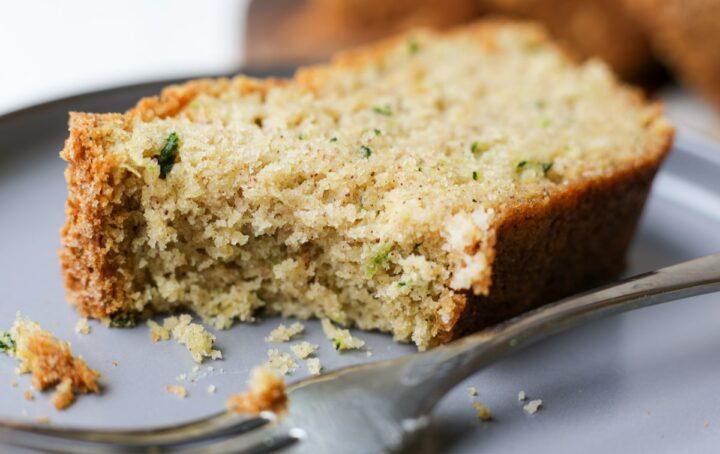 Homemade Zucchini Bread - Healthyish Foods
