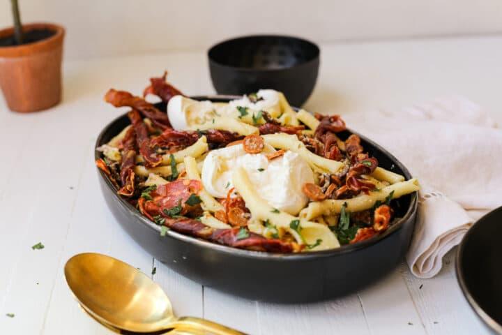 Pizza Pasta Salad – Healthyish foods