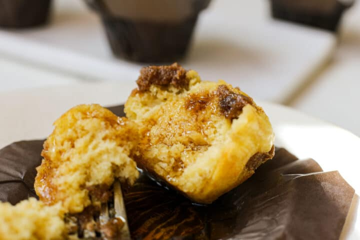 Cinnamon Crunch Pancake Muffins – Healthyish Foods