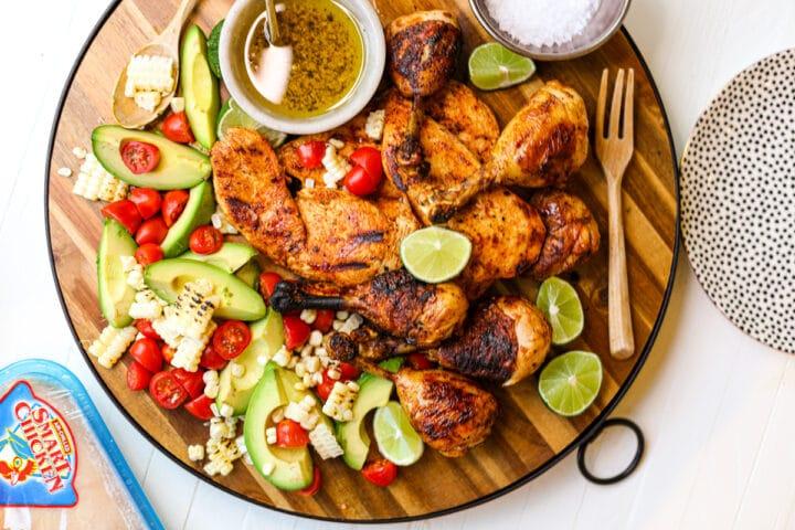 Grilled Chicken Platter – Healthyish Foods