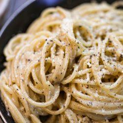 Cacio e Pepe – Healthyish Foods
