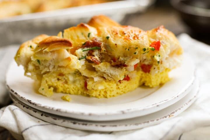 Breakfast Biscuit Casserole – Healthyish Foods