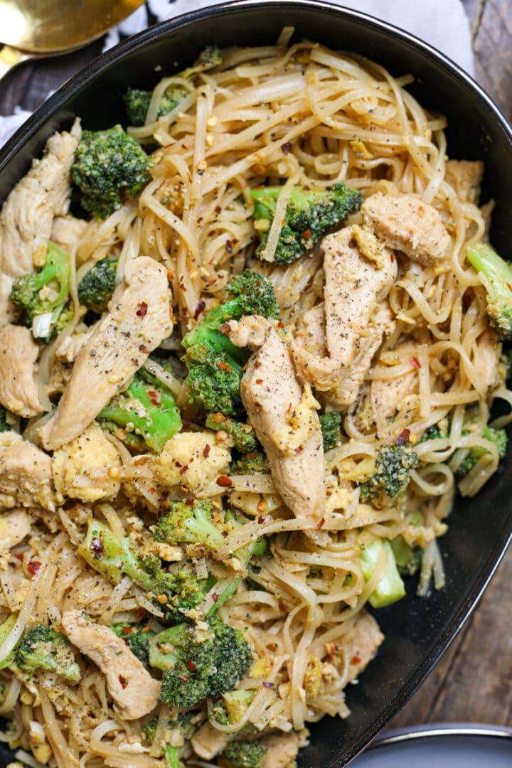 Chicken Broccoli Stir Fry - Healthyish Foods